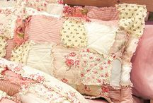 rag quilts & sewing