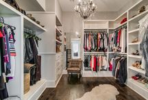CLOSET / Aerial Builders // Design your dream closet. Interior and architecture designs originally created by Aerial Development Group. DIY styles, architectural and interior design inspiration.