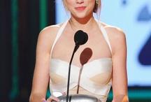 Celebs At Award Shows