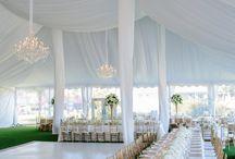 Tent/Pavilion Inspiration
