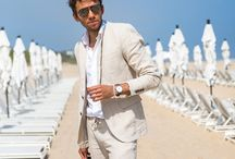 Bridegroom wedding outfit