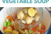 Pureed Soup Recipies