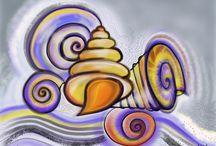 Malerei und kreative Ideen / digitale Kunst