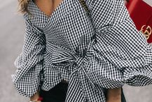Gingham vichy trend