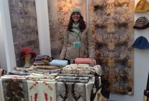 East London Design Show December 2014 / Our stand at ELDS