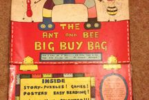 The Ant and Bee Big Buy Bag by Angela Banner