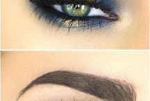 étape maquillage
