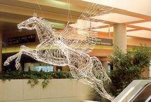 PferdSkulptur