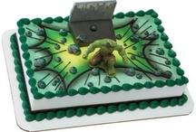 Hulk Birthday Ideas / by Sarah Ibarra