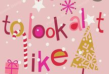 Christmas / It's beginning to look like Christmas