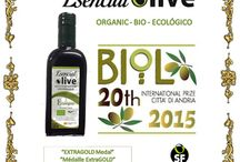 International Olive oil competitions & events