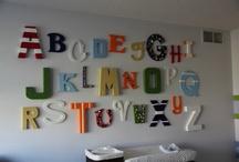 Kid's Room / by Kristen Kuhlemeier