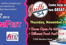 Grille 54 Events