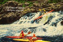 Save Rivers Art Auction