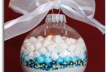 Handmade Ornaments / by Elizabeth Mattinson