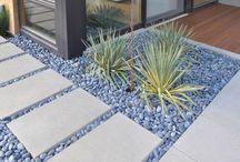 Garden paving ideas