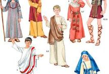 Costumes-Bible / by ErmaJean Caston-Goss