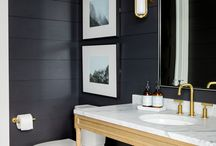 Bathroom inspiration - Ashley Douglass Events