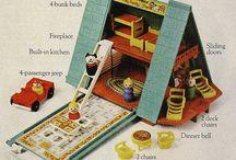 Recordando los juguetes de infancia