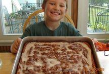 Cake Recipes / by Katrina Carr
