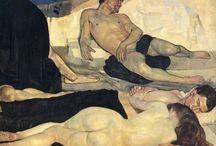 Painting. Ferdinand Hodler