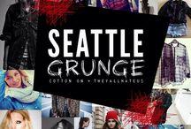 Grunge / Grunge style
