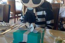 Breakfast at Tiffany's Birthday Party