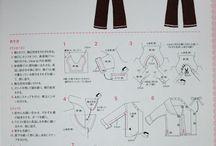 ompele nukenvaatteita