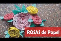 rosas de jornal