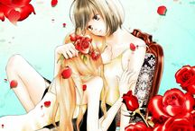 Her Kiss / Manga Her Kiss Infectious Lust Authors - Kida Miyuki,Sosou Shibu
