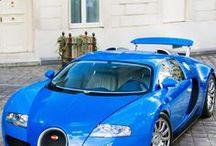 Bugatti Veyron etc...