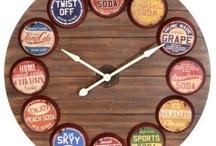 Clocks / #Handmade Clocks for all rooms