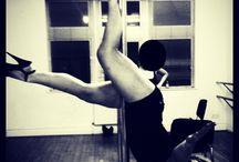 Pole dancing and pole tricks!!