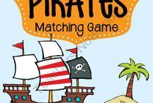 PreK Pirate & Princess / by Laurie Hagar