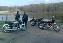 My motorcycles :) / Few pics of my Moto love :)