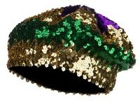 Mardi Gras / We carry a large selection of Mardi Gras products including fedora hats, wand, venetian masquerade mask, masquerade ball mask head bands and more. / by e4Hats.com
