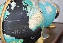 Globus / Globus maling