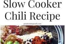 Recipes / Slow Cooker Recipes