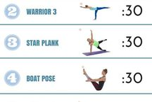 Core strength yoga poses