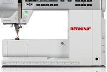 Bernina / Tips and tricks for the Bernina 550QE