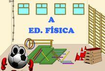 educacion fisica / Enlaces e sitios onde atopar recursos e informacion sobre Educacion Física