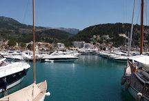 Mallorca / Mallorca een prachtig zonnig eiland. Ik hoop dat u ook enthousiast zult worden, na het lezen van mijn verhalen