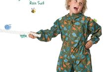 Childrens Outdoor Waterproof Clothing / Our amazing children's waterproof clothing, perfect for whatever the weather!