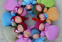 Puppen selbermachen