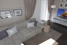 Interior Design by Valentina Badeanu