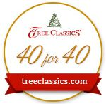 40 for 40 Holiday Giveaway / Tree Classics is collaborating with 40 bloggers to give away Tree Classics Christmas products to lucky participants of our 40 for 40 Holiday Giveaway.  / by Tree Classics
