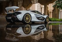 Dream cars / Cars are a statement of the engineering achievement of humankind. This is a collection of my favourites, and ones I believe to stand out from the rest. Enjoy. :) / by Tobi C