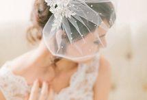 свадебные уборы