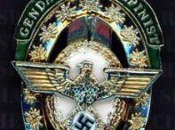 memorabilia / Pictures featuring Prussian and Third Reich Memorabilia.