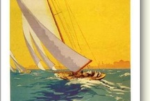 Sailing Poster / Posters